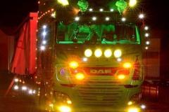 ME Truck - kamiony v noci