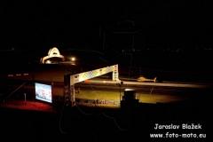 ME Truck - okruh v noci