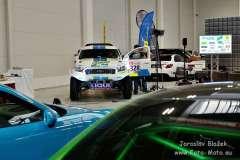 Tisková konference Ultimate Dakar Racing