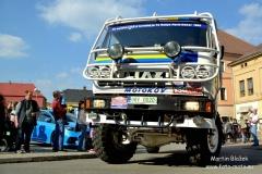 Češi z Dakaru ve Cvikově - 2019