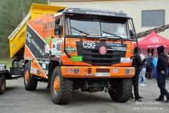 Mogul Dakar setkání, Sosnová 2019