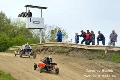 Kosice Cup Dolní Bousov - druhá jízda a první místo