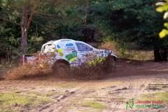 Poslední závod s Fordem  - Wysoka Grzęda Baja Poland 2020