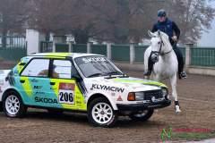 Ondřej Klymčiw, Škodovkou na Dakar